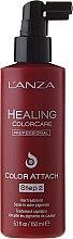 Profumi e cosmetici Spray lucentezza per capelli - Lanza Healing Color Care Color Attach Step 2
