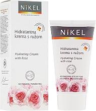 Profumi e cosmetici Crema idratante con rosa - Nikel Hydrating Cream with Rose