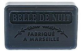 """Profumi e cosmetici Sapone di Marsiglia """"La bellezza della notte"""" - Foufour Savonnette Marseillaise Belle de Nuit"""