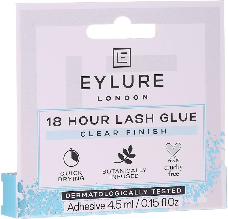 Adesivo per ciglia finte - Eylure 18 Hour Lash Glue Clear Finish