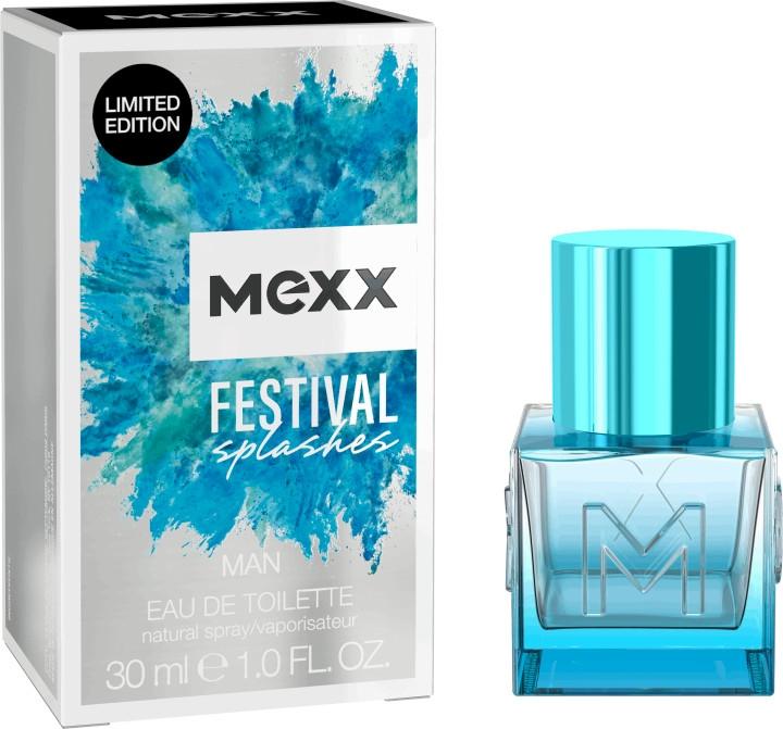 Mexx Festival Splashes Man - Eau de toilette