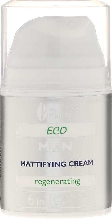 Crema viso opacizzante rigenerante - Ava Laboratorium Eco Men Cream — foto N2