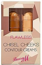 Profumi e cosmetici Set - Barry M Flawless Chisel Cheeks