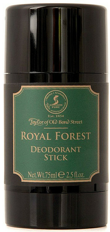 Taylor of Old Bond Street Royal Forest - Deodorante stick