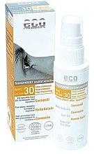 Profumi e cosmetici Olio solare SPF 30 - Eco Cosmetics Sun Oil SPF 30