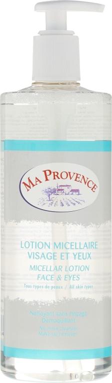 Acqua micellare struccante - Ma Provence