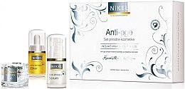 Profumi e cosmetici Set - Nikel Anti-Age (f/eliksir/15ml + eye/ser/15ml + f/cr/15ml)