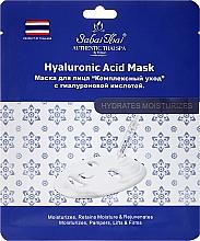 Profumi e cosmetici Maschera viso con acido ialuronico - Sabai Thai Mask
