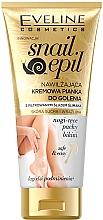 Profumi e cosmetici Schiuma idratante da barba - Eveline Cosmetics Snail Epil