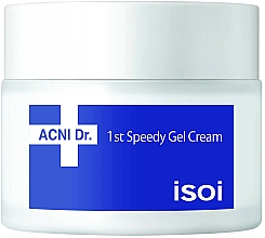 Profumi e cosmetici Gel-crema viso - Isoi Acni Dr. 1st Speedy Gel Cream