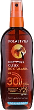 Profumi e cosmetici Olio nutriente resistente all'acqua SPF 30 - Kolastyna