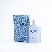 Profumi e cosmetici Chat D'or Keen Zone For Men - Eau de toilette