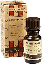 "Profumi e cosmetici Olio essenziale ""Ylang ylang"" - Botanika Essential Oil"