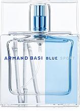 Profumi e cosmetici Armand Basi Blue Sport - Eau de toilette