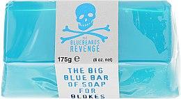 Profumi e cosmetici Sapone viso e corpo, per uomo - The Bluebeards Revenge Big Blue Bar Of Soap For Blokes