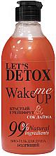 """Profumi e cosmetici Gel doccia tonificante - Body Boom """"Wake Me Up"""""""