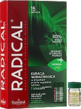 Profumi e cosmetici Trattamento anticaduta per capelli indeboliti - Farmona Radical Hair Loss