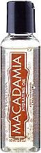 Olio rigenerante per capelli normali e danneggiati - Kativa Macadamia Hydrating Oil — foto N2