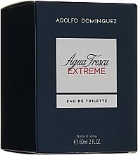 Adolfo Dominguez Agua Fresca Extreme - Eau de toilette  — foto N2