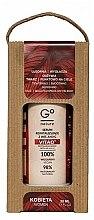 Profumi e cosmetici Siero rigenerante con vitamine A + E + C - GoNature Revitalising Serum with vit. A+E+C Vitao°