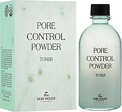 Profumi e cosmetici Tonico per restringere i pori - The Skin House Pore Control Powder Toner