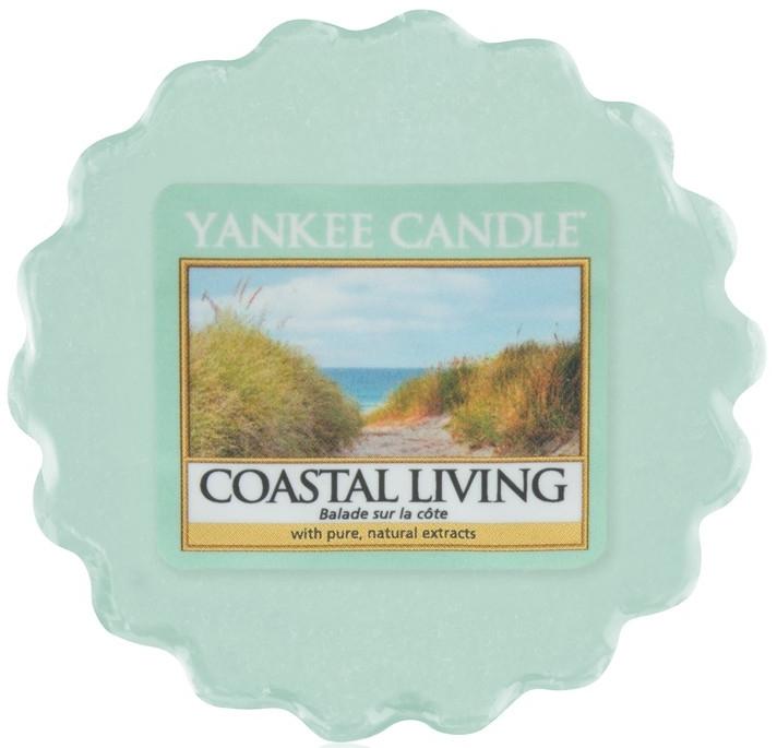 Cera profumata - Yankee Candle Coastal Living Tarts Wax Melts — foto N1