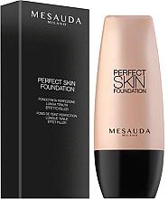 Profumi e cosmetici Fondotinta resistente - Mesauda Milano Perfect Skin Foundation