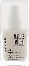 Profumi e cosmetici Siero rigenerante per capelli - Marlies Moller Pashmisilk Silky Repair Elixir