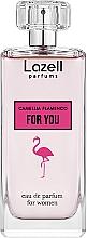 Profumi e cosmetici Lazell Camellia Flamenco For You - Eau de parfum