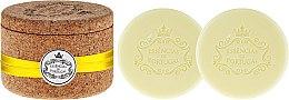 Profumi e cosmetici Sapone naturale - Essencias De Portugal Tradition Jewel-Keeper Lemon