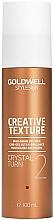 Profumi e cosmetici Gel per lo styling - Goldwell Style Sign Creative Texture Crystal Turn High-Shine Gel Wax