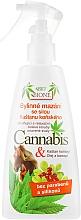 Profumi e cosmetici Spray piedi - Bione Cosmetics Cannabis Herbal Salve With Horse Chestnut