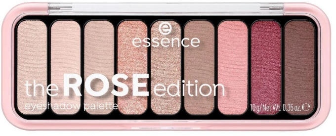 Palette di ombretti - Essence The Rose Edition Eyeshadow Palette
