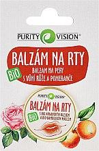 Profumi e cosmetici Balsamo labbra - Purity Vision Bio Lip Balm