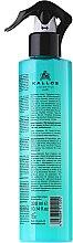 Condizionante spray strutturante per capelli - Kallos Cosmetics Lab 35 Beach Mist Leave in Conditioner — foto N2