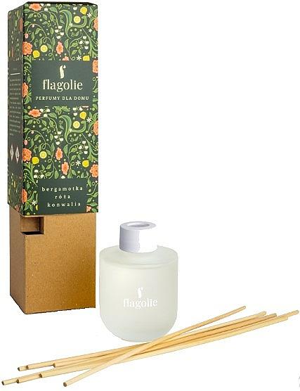 """Deodorante per ambienti """"Bergamotto, rosa, mughetto"""" - Flagolie Home Perfume — foto N1"""
