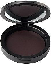 Profumi e cosmetici Astuccio per cosmetici opaco con specchio rotondo- Inglot Freedom System Round Matte Palette-1