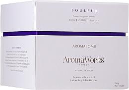 "Profumi e cosmetici Bomba da bagno ""Spiritualità"" - AromaWorks Soulful AromaBomb Single"