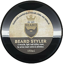 Profumi e cosmetici Crema styling per barba - By My Beard Beard Styler Light Hold Styling Cream