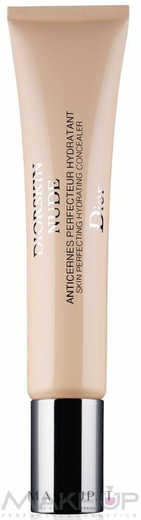 Christian Dior Diorskin Nude Skin Perfecting Hydrating