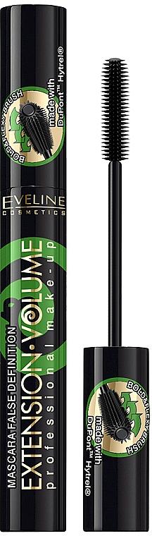 Mascara - Eveline Cosmetics Extension Volume Professional Mascara