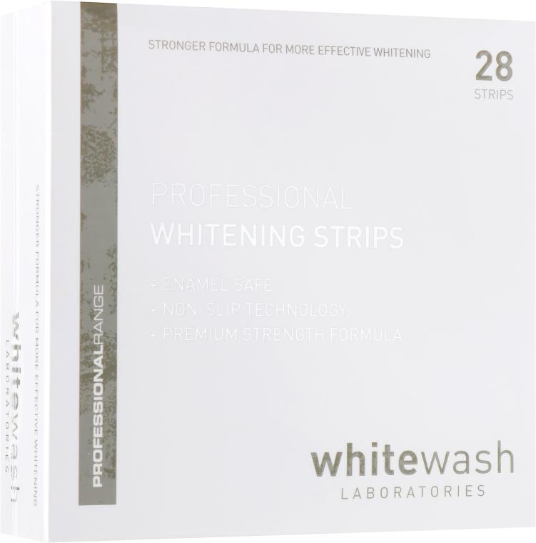 Strisce sbiancanti professionali per denti - WhiteWash Laboratories Professional Whitening Strips