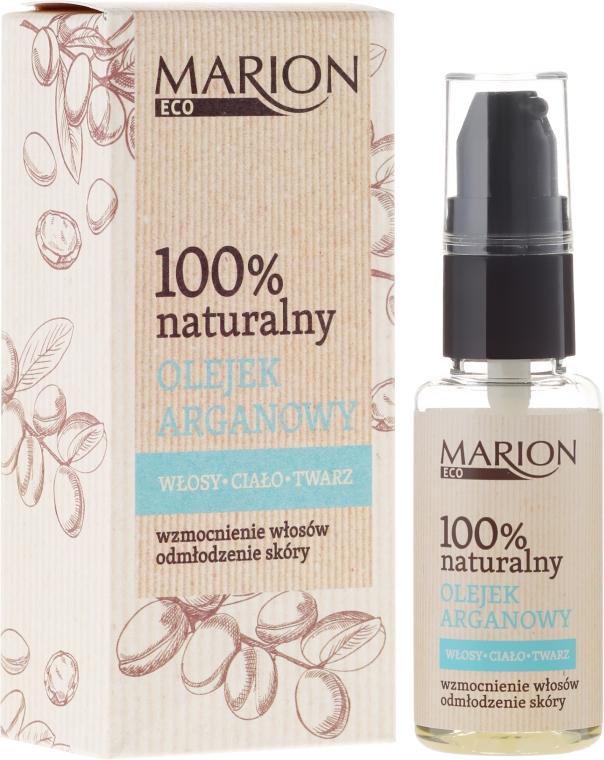 Olio di argan per capelli, corpo e viso - Marion Eco Oil