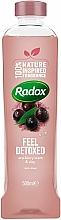 "Profumi e cosmetici Bagnoschiuma ""Feel detoxed"" - Radox Feel Detoxed Bath Soak"