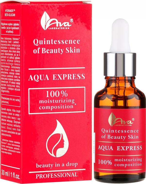 Siero viso - Ava Laboratorium Quintessence Of Beauty Aqua Express Serum