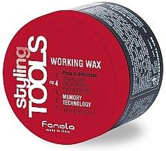 Profumi e cosmetici Pasta di definizione - Fanola Styling Tools Working Wax
