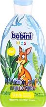 """Profumi e cosmetici Shampoo-gel da bagno """"Supereroe"""" - Bobini"""