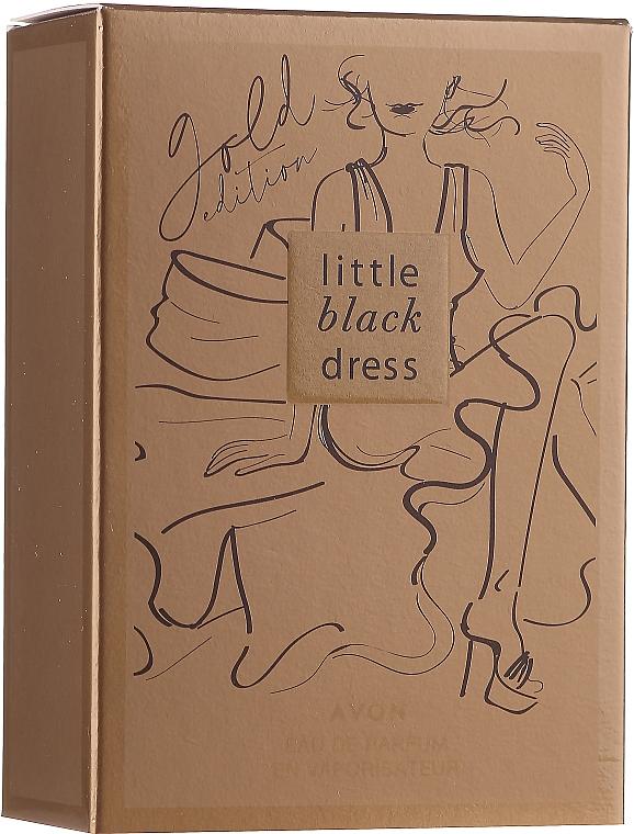 Avon Little Black Dress Gold Edition - Eau de parfum — foto N1