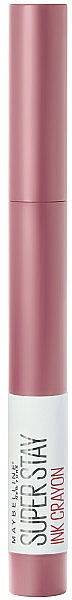 Matita-rossetto - Maybelline SuperStay Ink Crayon