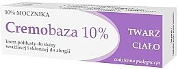Profumi e cosmetici Crema semigrassa con urea - Farmapol Cremobaza 10%